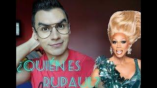 ¿QUIÉN ES RUPAUL?     RuPaul's Drag Race