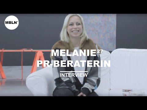 MEIN BERLIN - MELANIE 27, PR-BERATERIN