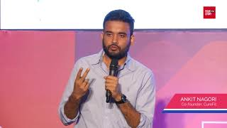 Creating the Cult: Disrupting healthcare & fitness with tech - TechSparks 2017