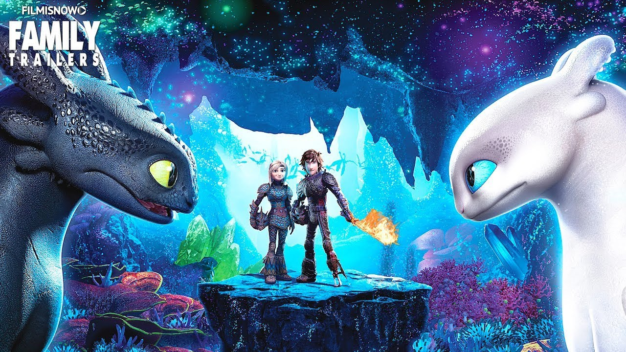 Parents guide: 'How to Train Your Dragon: The Hidden World'