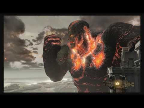 God Of War 3 Walkthrough Part 5 . PlayStation 4 Gameplay. 1080p.