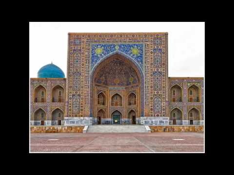 Samarkand - Uzbekistan (HD1080p)