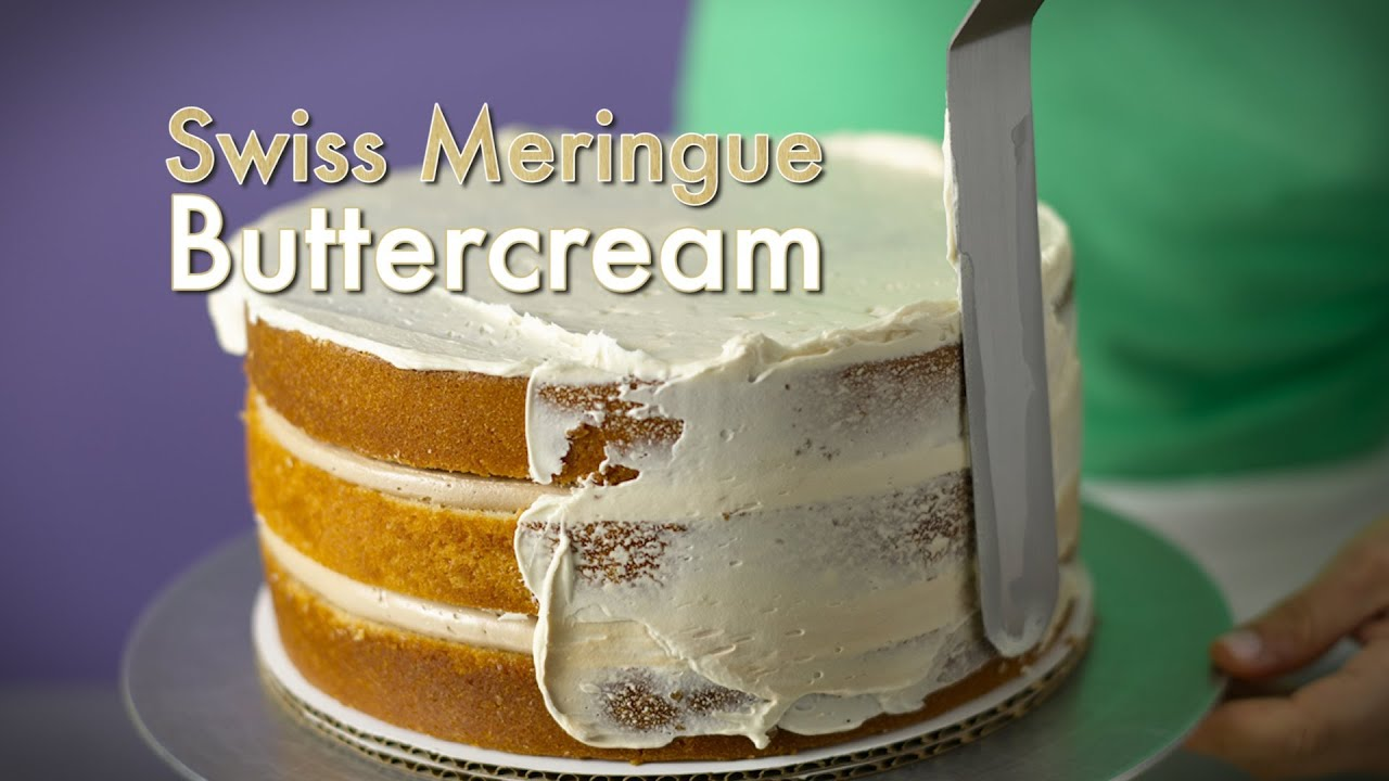 how to make wedding cake frosting recipe swiss meringue buttercream tutorial how to 16032