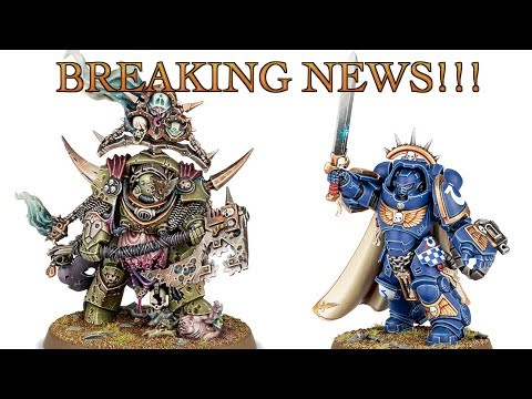 8th Edition Box Set Reveal & Release Date Warhammer 40k