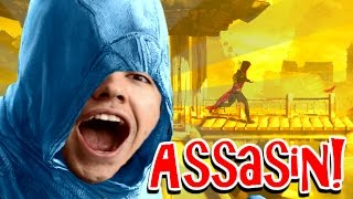 IM AN ASSASSIN! - Exclusive Assassin's Creed Chronicles China Gameplay!