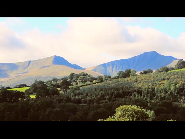 Green Traveller's Video of Mid Wales
