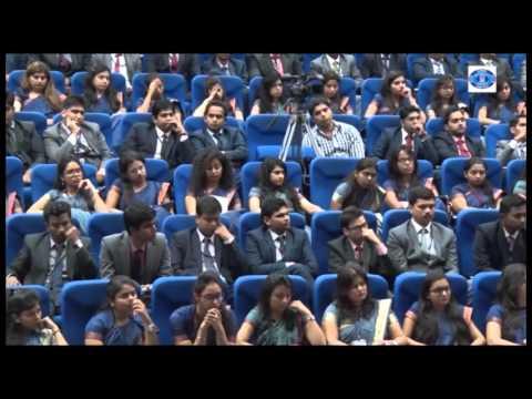 BIMHRD - XIth National Business Conference - Mr. Pramod Sadarjoshi