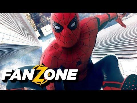 Sur le tournage de Spider-Man Homecoming ! Fanzone n°638 - Allociné