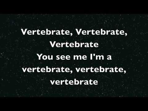 Ajay's Original Vertebrate Song