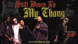 (FREE) Still Down Fo My Thang - Bone Thugs N Harmony Ft. Wiz Khalifa | Type Beat