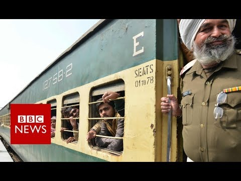 Train Service between India and Pakistan restarted - BBC News
