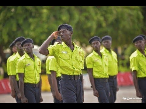 13,114 Community Protection Personnel complete training