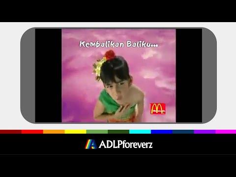 Iklan McDonald's Indonesia - Kembalikan Baliku Padaku (2000)