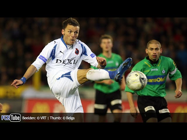 2007-2008 - Jupiler Pro League - 13. Cercle Brugge - Club Brugge 1-2