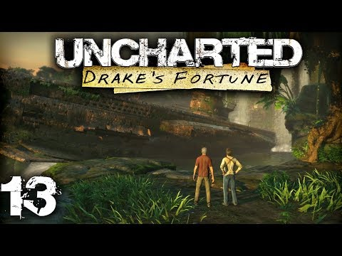 Let's Play Uncharted: Drake's Fortune | Uncharted: The Nathan Drake Collection (PS4) | Part 13