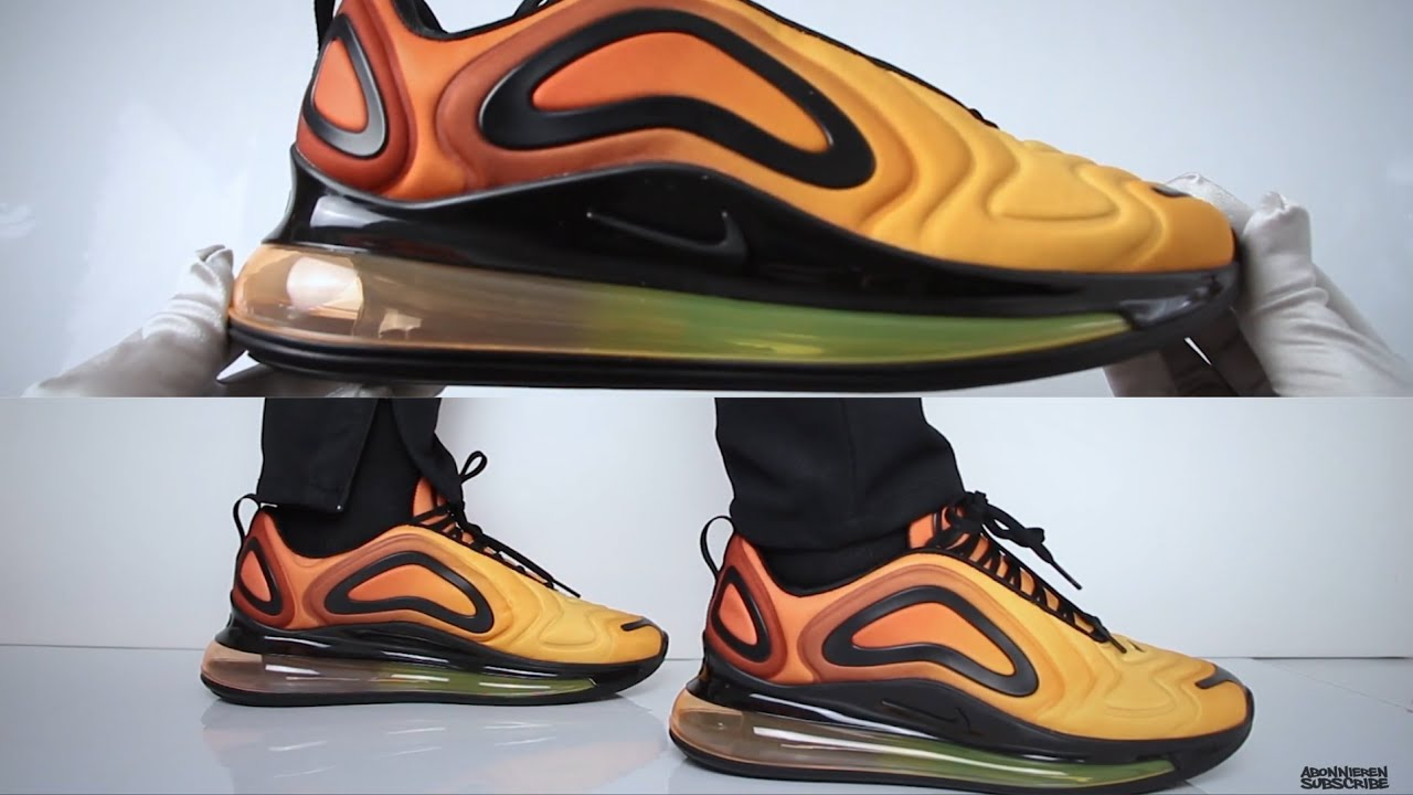 Nike Air Max 720 (review) | UNBOXING & ON FEET