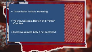 New report shows COVID-19 activity increasing in Washington state