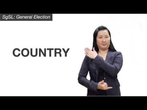 SgSL: General Election - Country