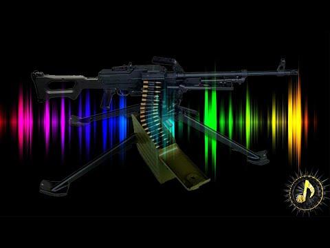 Heavy Machine Gun Fire Sound Effect
