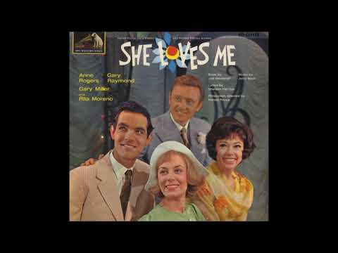 """She Loves Me - Gary Raymond (from """"She Loves Me"""")"""