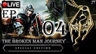 ✌คิดถึงทามเรียล...(ลุยเควสสงครามกันต่อ) l SKYRIM SE(80+MOD) - The Broken Man Journey EP.4