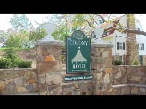 The Colony Hotel and Kennebunkport Experience