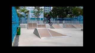 Somerset and Yishun Skatepark Edit