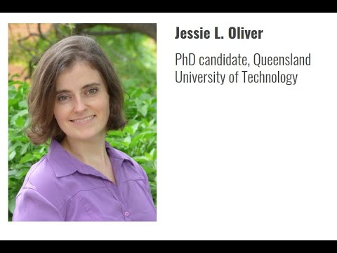 CitSciOzOnline EMCR: Researching With Citizen Scientists to Co-Design Technologies - Jessie Oliver