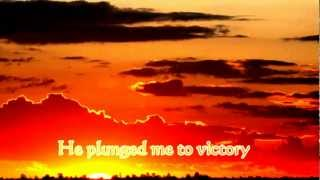 Victory In Jesus (with Lyrics) - Jordan Howerton Band
