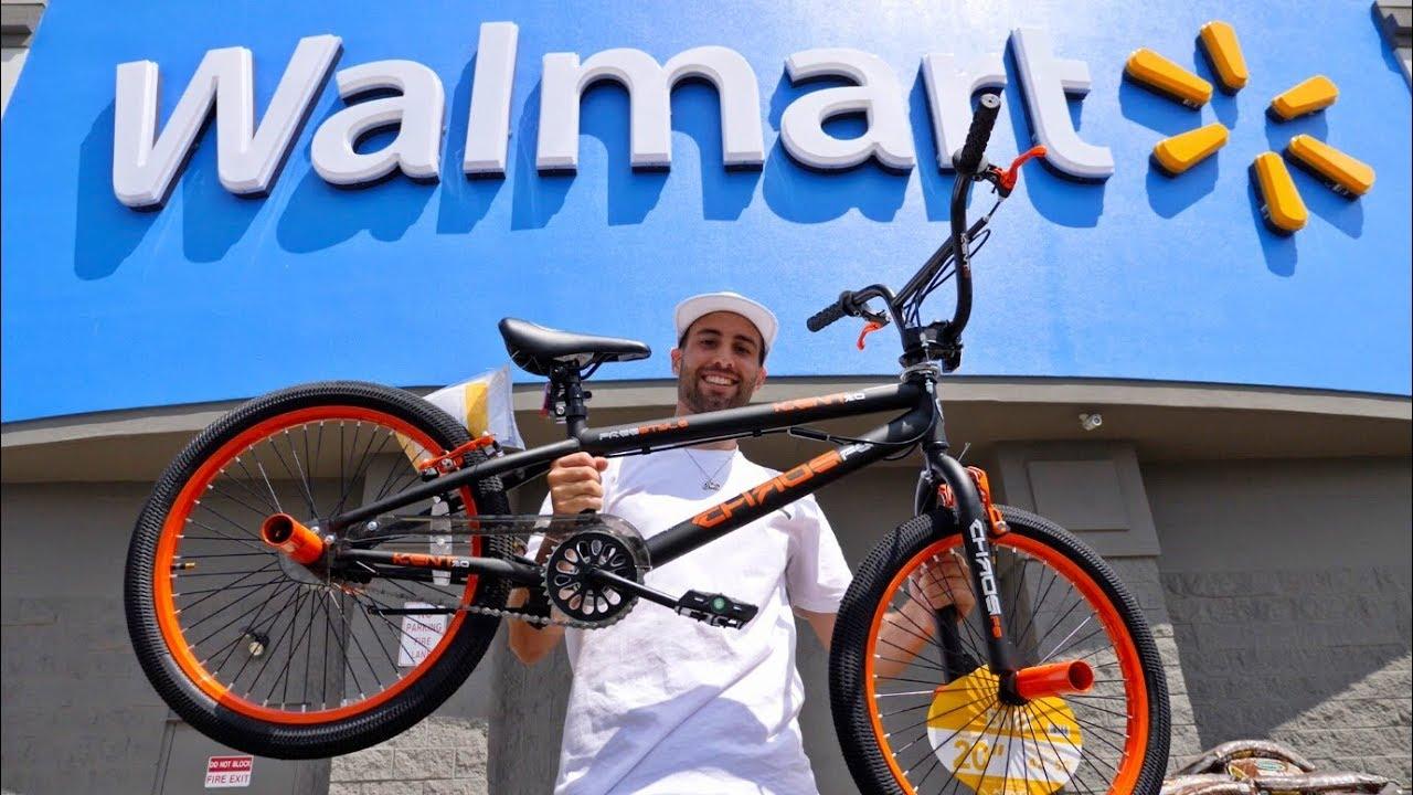 80 Walmart Bmx Bike Vs Nyc Streets 2 Youtube