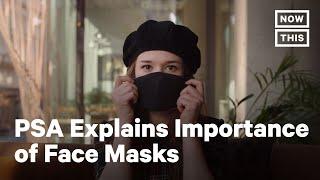 Czech PSA Makes the Case for Face Masks | NowThis