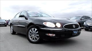 2007 Buick Allure CXL Review
