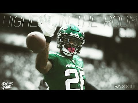 "Le'Veon Bell - ""HIGHEST IN THE ROOM""  (Official Jets Highlights)"
