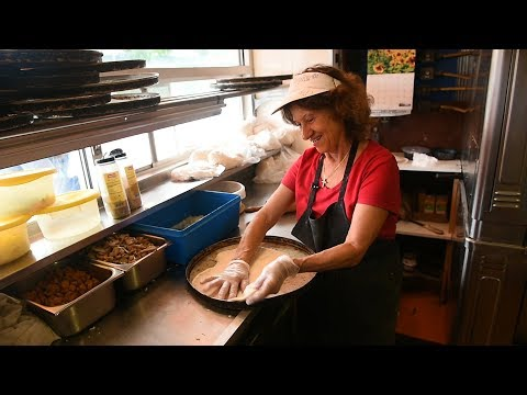 Syracuse's Varsity Pizza: Meet the woman who's made it for 46 years