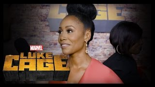 Simone Missick and Frank Whaley – Marvel's Luke Cage Premiere