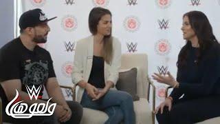 حوار خاص مع ستيفاني ماكمان - WWE Wal3ooha, 21 March, 2019