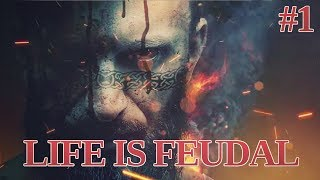 LIFE IS FEUDAL MMO FR : Découverte