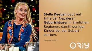 """Stella Deetjen über ein Leben für """"die Unberührbaren"""" // 3nach9"""
