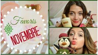 Favoris du mois de Novembre :) Thumbnail