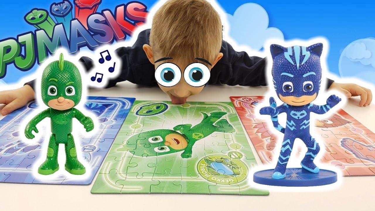 f397c3373173 Mega episodio con PJ MASKS e Hasbro Gaming Cocco Dentista Gioco educativo  da tavolo in Scatola