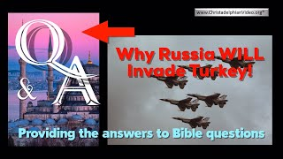 Uploaded a year ago!!!¬End Time Bible Prophecy - Why Russia 'WILL' invade Turkey - Remember 1453 !!