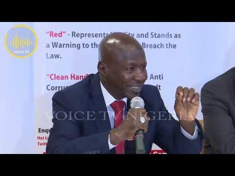 Corruption Fight: No HIDING Place For Fraudulent Contractors - MAGU
