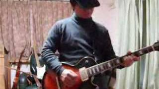 me playing suede metal mickey guitar full ver.