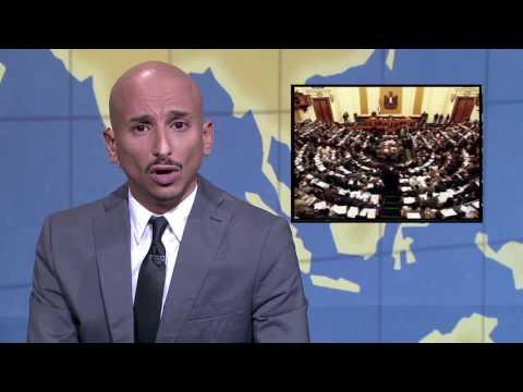 أهم الانباء - حلقة هند صبري - جزء 1 - SNL بالعربي