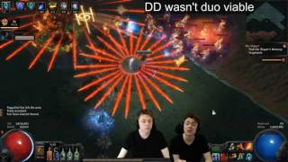 Tarke Talks Detonate Dead and Voltaxic Spark Pathfinder in 2k17