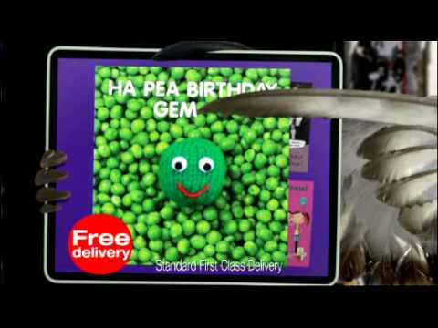 Funky Pigeon's 3rd TV Ad - YouTube