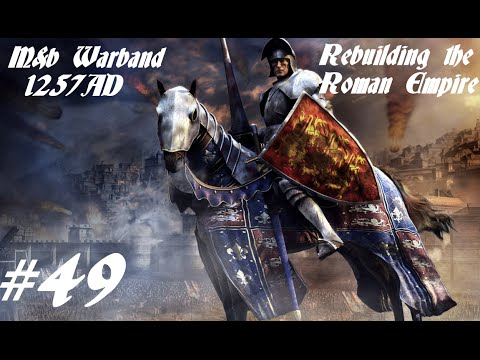 M&b Warband 1257AD Part 49 - Hafsid Dynasty Strikes back