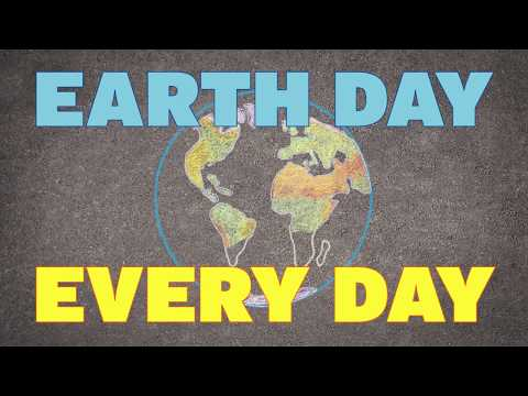 Earth Day 2018:  Pizza Party!