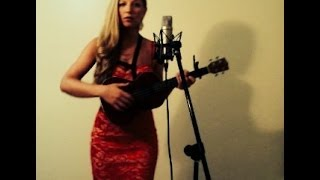 Christmas in the Sand (Colbie Caillat Acoustic Ukulele Cover) by Jody Samascott