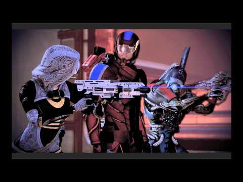 Mass Effect 2 Funny Moments